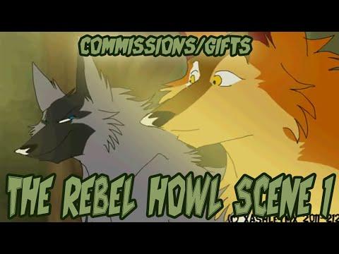 The Rebel Howl Scene 1 UNFINISHED