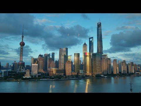 Как построили Шанхайскую