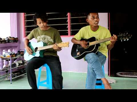 Silaturrahim -- B.P.R. guitar acoustic bY (uDa_Acik And The GeNg) HD