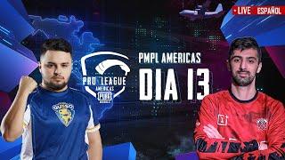 [ES] PMPL Americas Dia 13 | PUBG MOBILE Pro League 2020 - Temporada 1