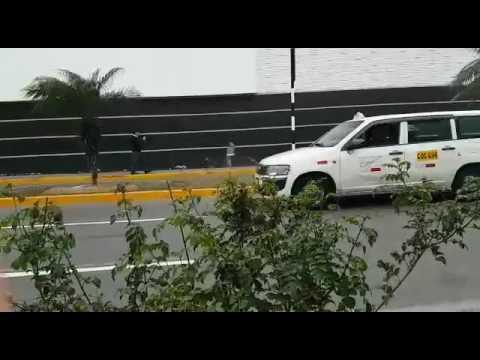 Street Of Lima 2016 Av. Manco
