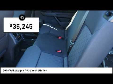 2018 Volkswagen Atlas Winn VW Woodland Hills CA N977
