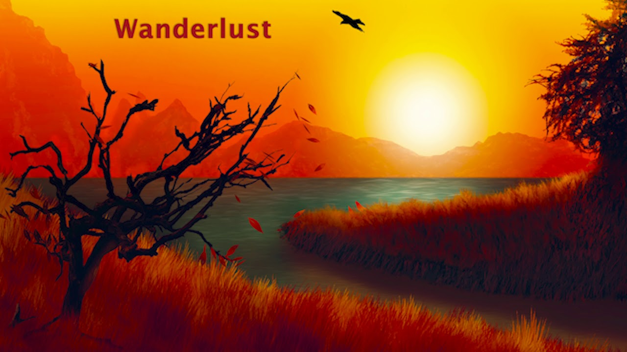 """Wanderlust"" - Travis Morgan"