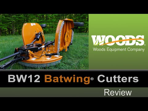 Woods Batwing BW12 Review