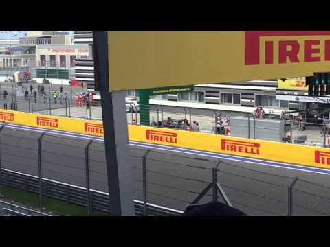 Формула-1 Сочи 2016