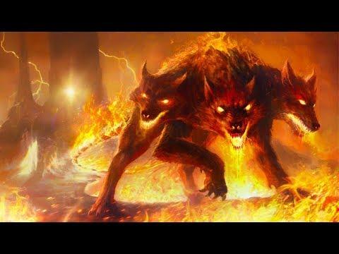 Удивительные существа из Греческой мифологии