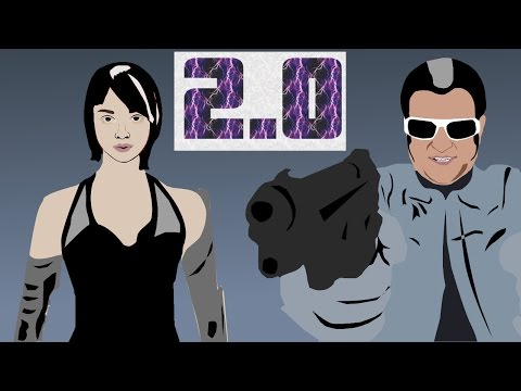 Robot 2.0 Animated First Look Teaser...