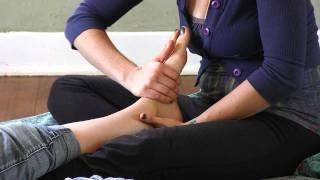 Foot Massage How To: Relaxing Pain Relief for Feet | Jen Hilman Massage Therapy Techniques
