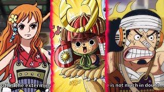 Sức Mạnh BỘ 3 YẾU ĐUỐi Băng Mũ Rơm sau Arc WANO ? | One Piece 1019+