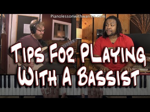 #71: Tips For Playing With A Bassist