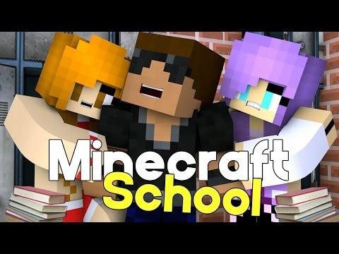 Love & Drama  Minecraft School S1: Movie Minecraft Roleplay Adventure
