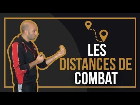 Les distances de combat