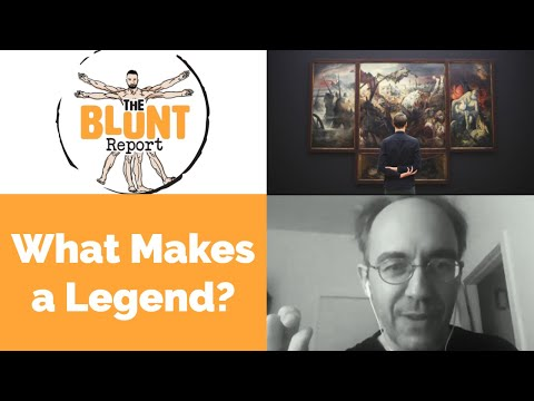 """You Don't Get to be a Legend by Being Normal""-  Historian Daniele Bolelli discusses the aspects and qualities that all..."