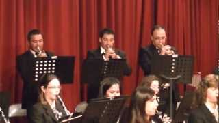 "Bnada Municipal de San Francisco ""alexander`s ragtime band"" ( by paul murth)"