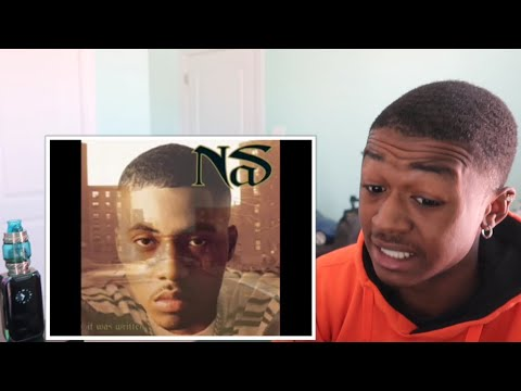 NAS - THE MESSAGE | REACTION