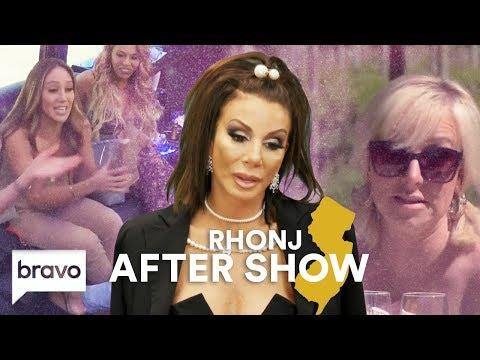 Did Danielle Staub Twist Margaret Josephs' Words? | RHONJ After Show (S9 Ep11) | Bravo