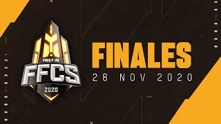 Free Fire Continental Series - Americas Series | Gran Final