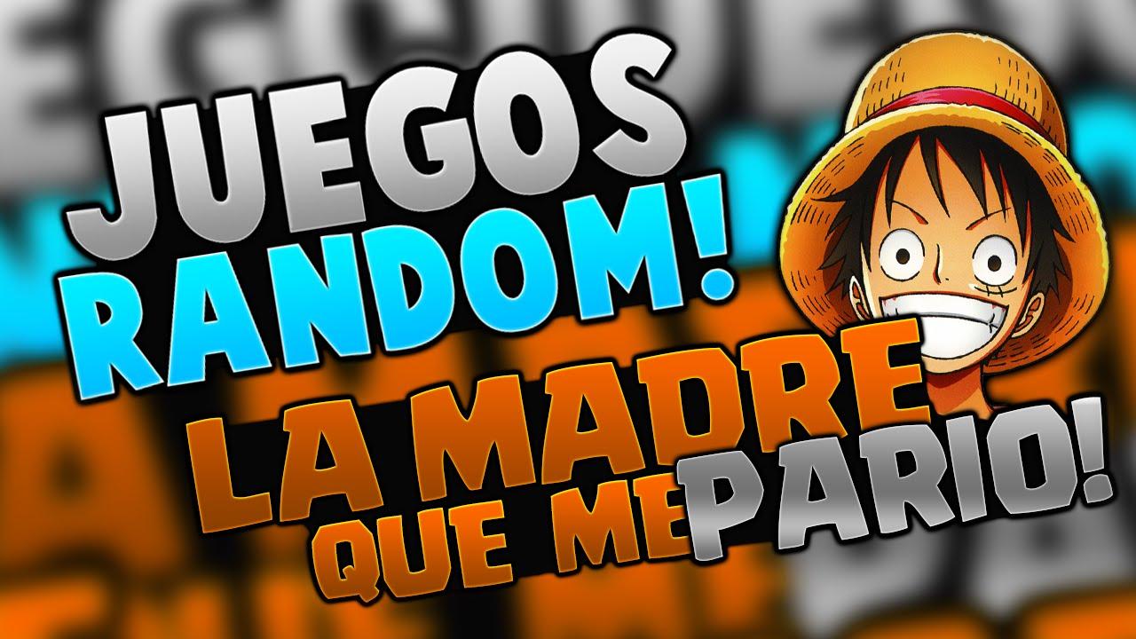 Juegos Random 7 El Cachondeo Definitivo Youtube