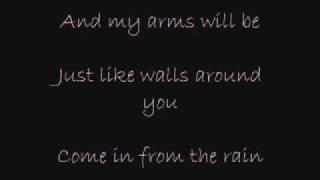Homeless Heart - Lyrics