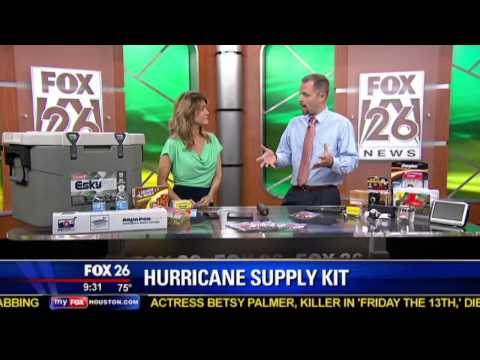Hurricane Kit Review 2015