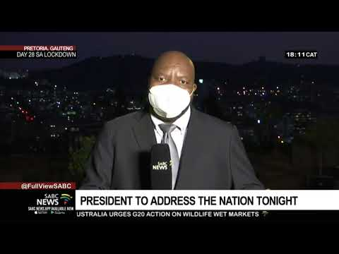 SA Lockdown Day 28 | What to expect from President Ramaphosa's address