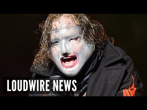 Corey Taylor: Slipknot Can Continue if I Was Unable to Keep Going