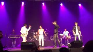 SANAM Live in Mauritius - Tousse Sali