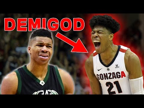 The CRAZY Story Of Rui Hachimura: The 'Japanese Freak'