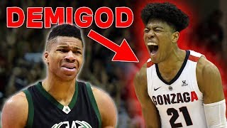 """The CRAZY Story Of Rui Hachimura: The """"Japanese Freak"""""""