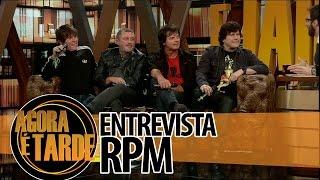 Entrevistados de Hoje: RPM