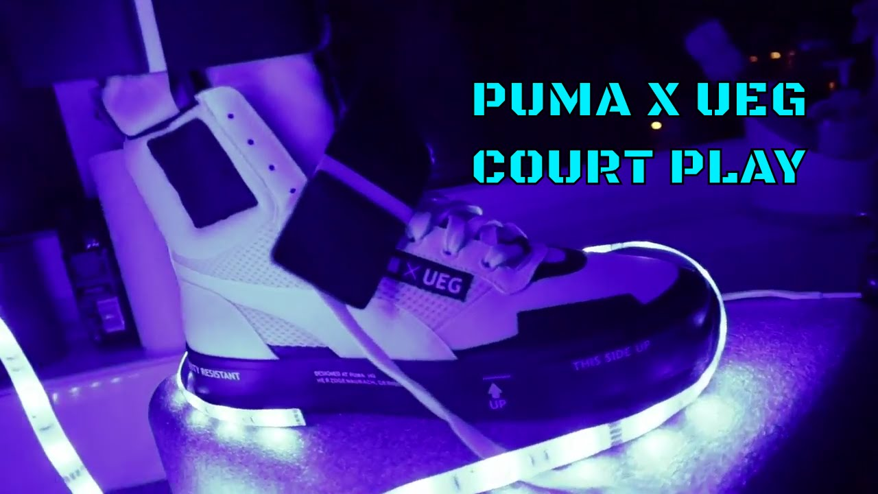 Puma X UEG Court Play Boot Unboxing - VLOG 15 - YouTube 69dda5f0c