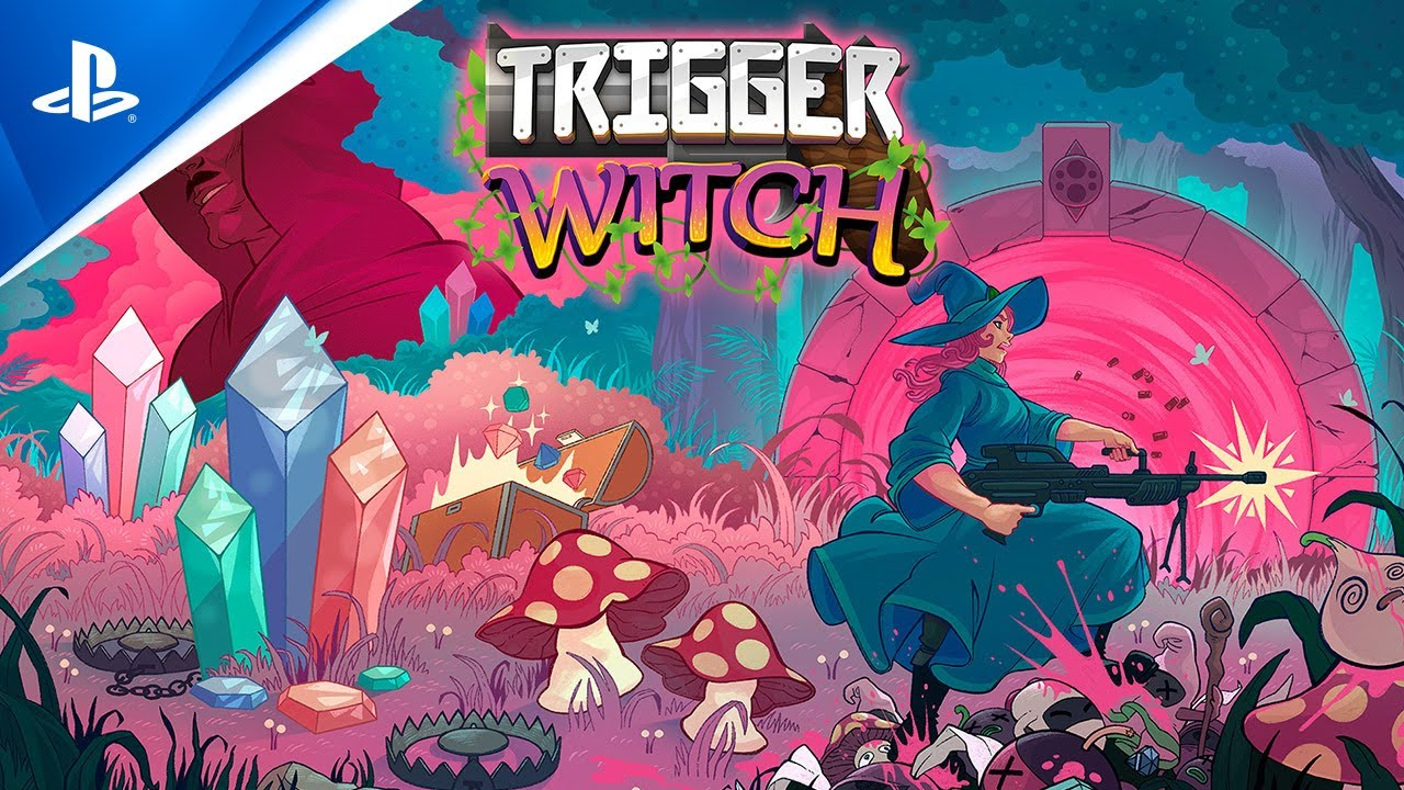 Trigger Witch Announcement Trailer