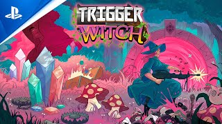 Trigger Witch - Announcement Trailer | PS5, PS4
