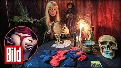 Hexe Surja enthüllt ihre geheimen Sex-Rituale - Penis-Kerzen für die Potenz