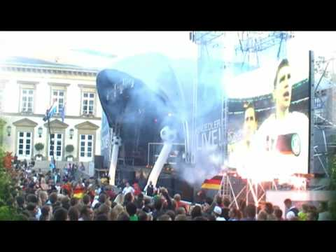 """LUXEMBOURG CITY Life in Luxembourg : """"EUROCUP FINAL 2008"""""""