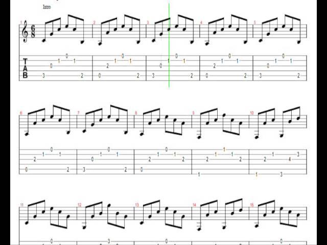 Leonard Cohen Hallelujah Slow Slow Guitar Lesson