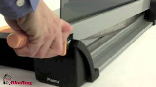 How To Use A Guillotine Paper Cutter