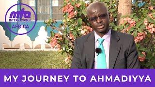 Journey to Ahmadiyyat | Kemo Sonko