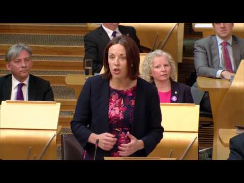 First Minister's Questions - Scottish Parliament: 1 June 2017
