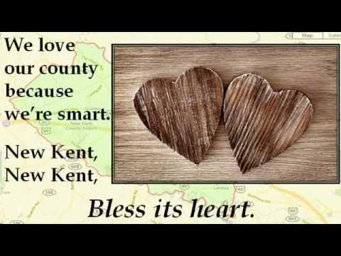 New Kent Bless its Heart