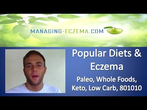 Popular Diets and Eczema – Paleo, Keto / Low Carb,  801010 , Vegan