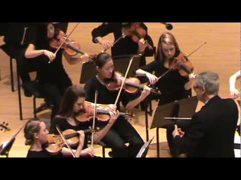 Barber Adagio for Strings - Music Institute of Chicago Academy