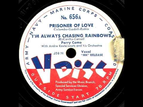 V-Disc 656 Perry Como, Andre Kostelanetz