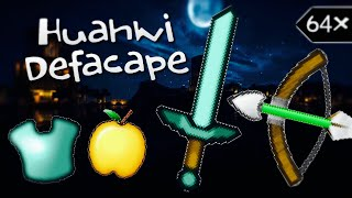 Huahwi Defscape | PvP Texture Pack [64x64] - Minecraft PE (Pocket Edition)