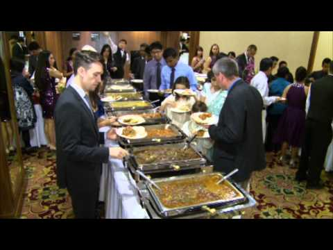 Indian Wedding Reception Food and Menu at Delta Chelsea Hotel Toronto
