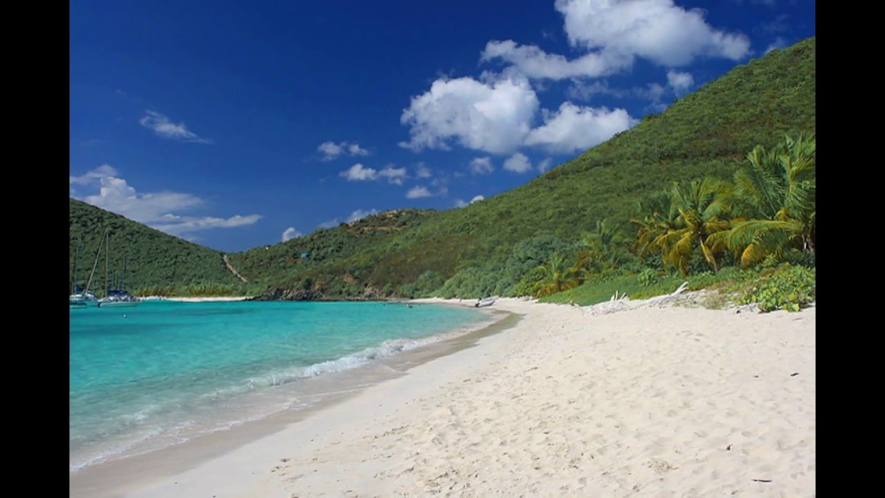 Jost Van Beach White Bay British Virgin Islands