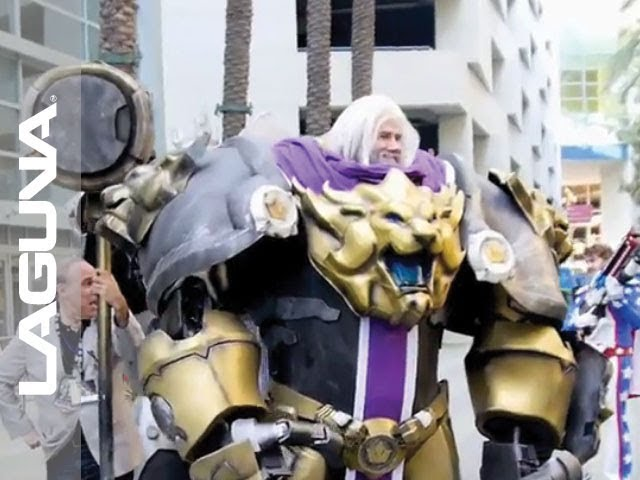 Cosplay Costume and Props Made on a CNC: Hoku Props | Laguna Tools
