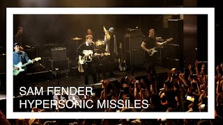 Sam Fender - Hypersonic Missiles. Live at Birmingham O2 Institute. 10/05/2019.