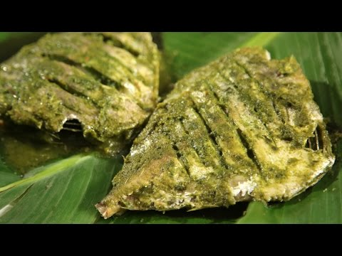Steamed Fish In Banana Leaves | Healthy And Easy To Make Fish Recipe | Masala Trails