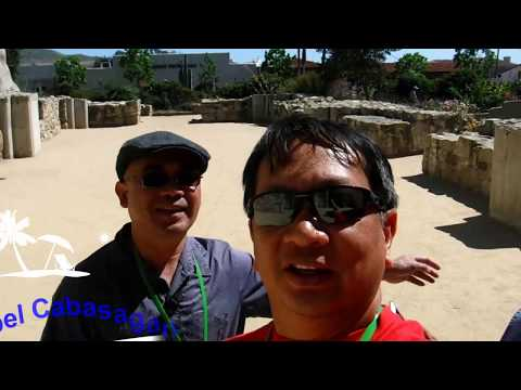 San Juan Capistrano Mission Vlog No. 74